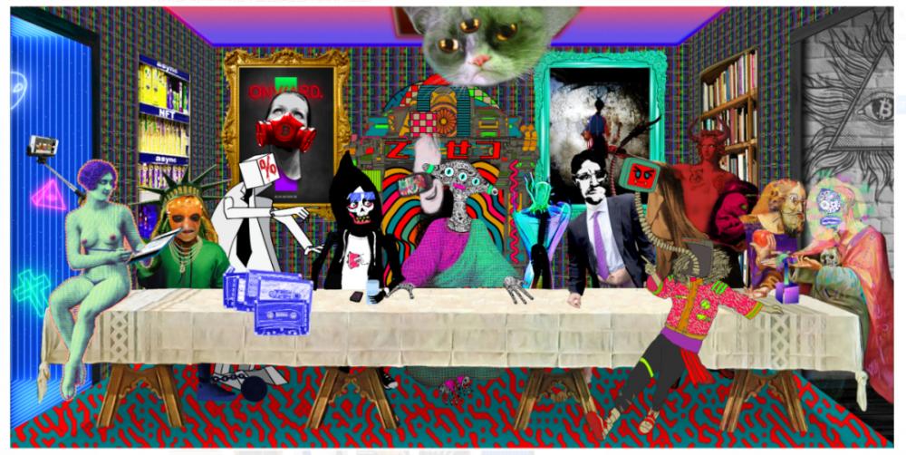 曹寅:从杜尚到《晚饭》,论分散的艺术革命插图3