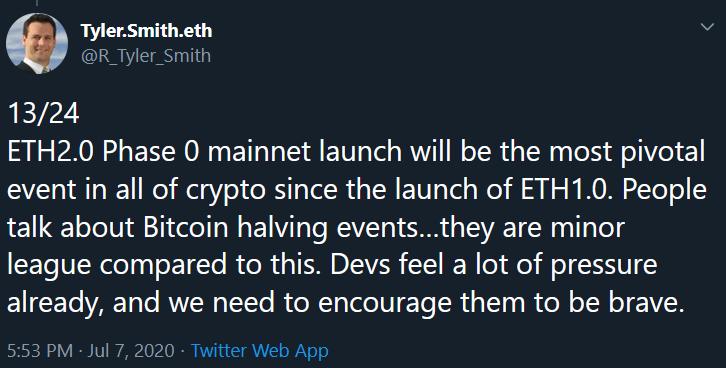 Eth2进展更新 (截至2020/7/10)插图
