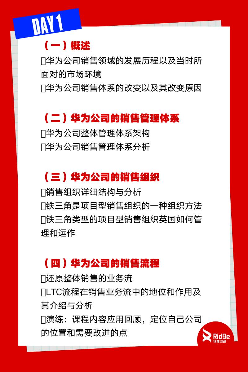 【LTC】华为如何摆脱对销售人员的依赖?插图(4)