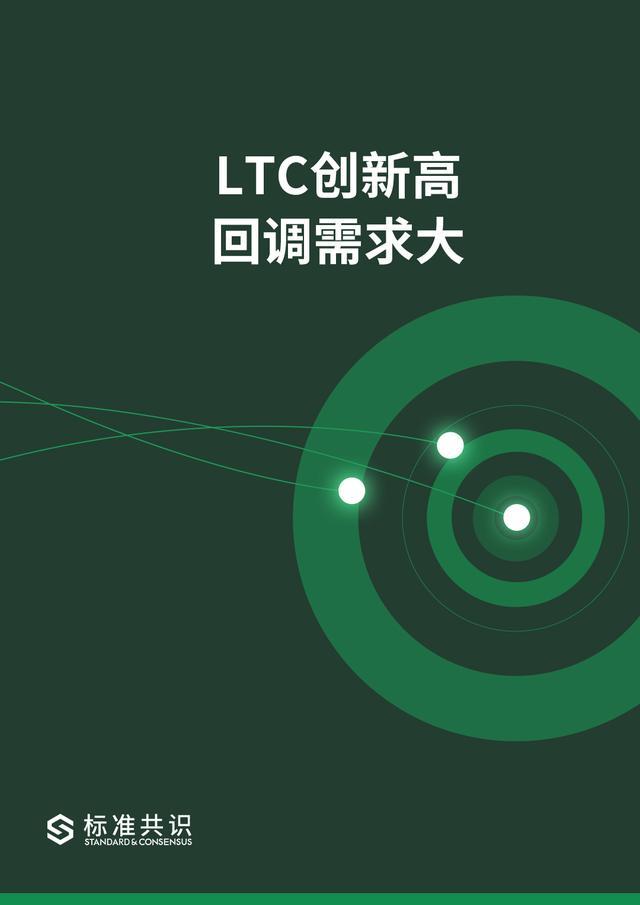 LTC创新高,回调需求大插图