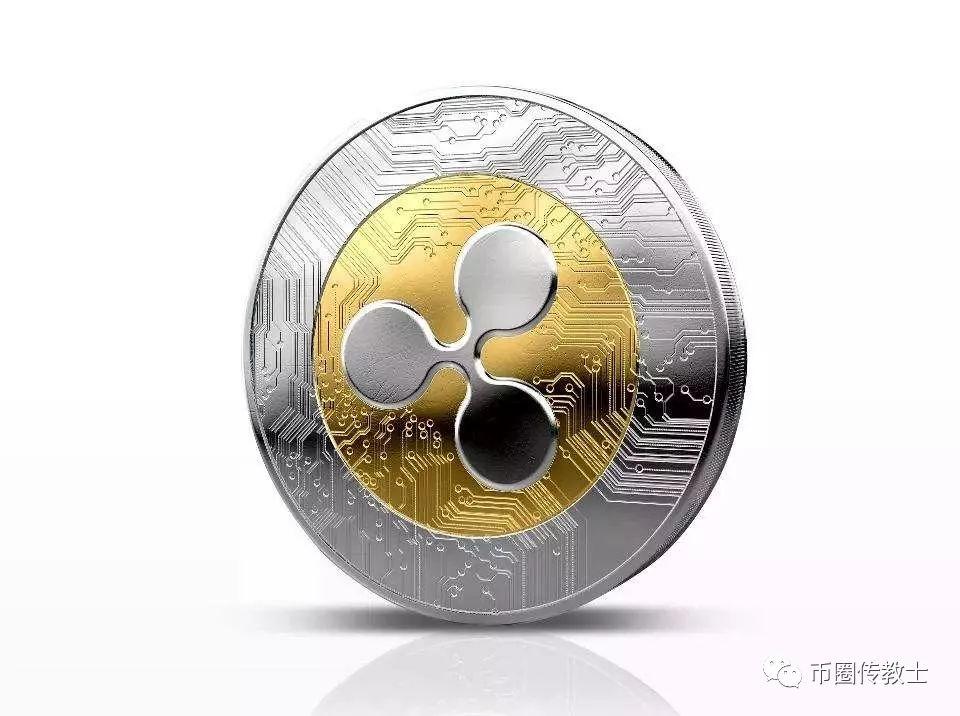瑞波币:越来越稳定,最后变成稳定币插图